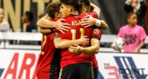 Atlanta United Acquires 2018 Draft Pick From LAFC And Minnesota United's 2019 Draft Pick