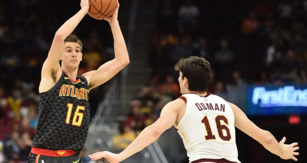 Atlanta Hawks Recall Nicolas Brussino From Erie Bayhawks Of NBA G League