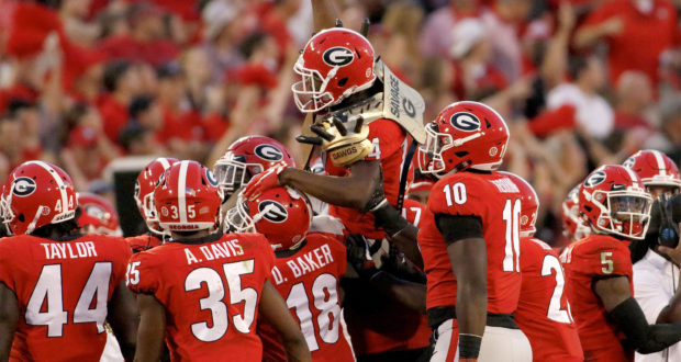 The Georgia Bulldogs: Defending The Turf