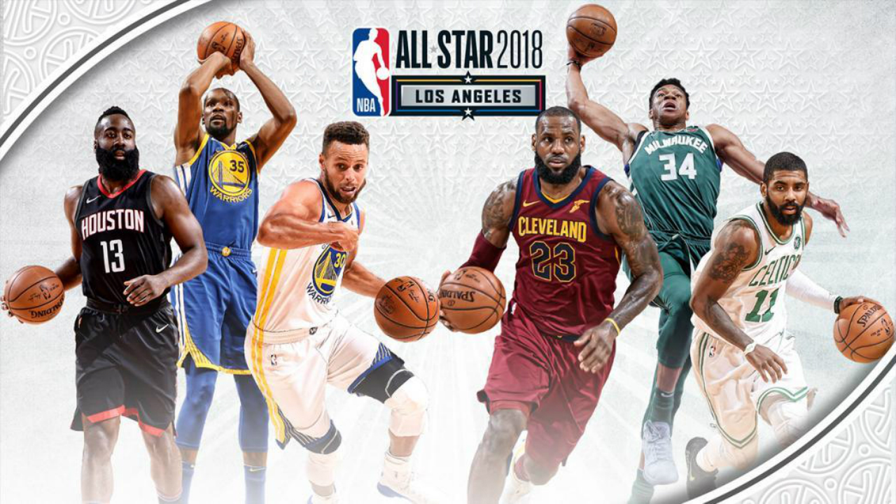 Here's Your 2018 NBA All Star Starters and Reserves - The ...