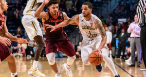Georgia Tech Falls In The Battle Of The Techs