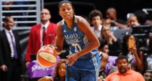 Atlanta Dream Sign Two-Time WNBA Champion Renee Montgomery