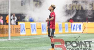 Atlanta United Defeats Vancouver Whitecaps FC 4-1