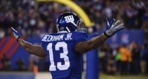 Around The NFL:A Giant Nuisance