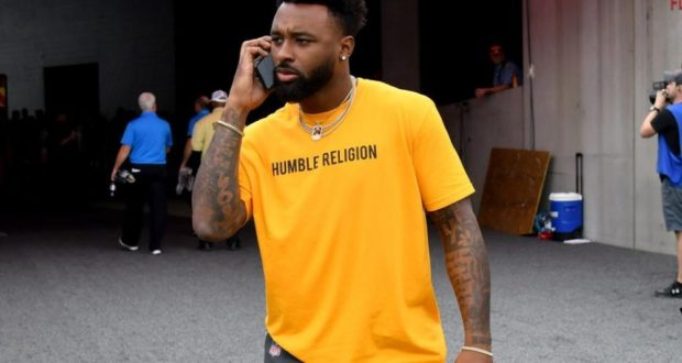 The Cleveland Browns And Wide Receiver Jarvis Landry Finalizing New Contract