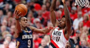 Does Rajon Rondo Have A Case For The Basketball Hall Of Fame?