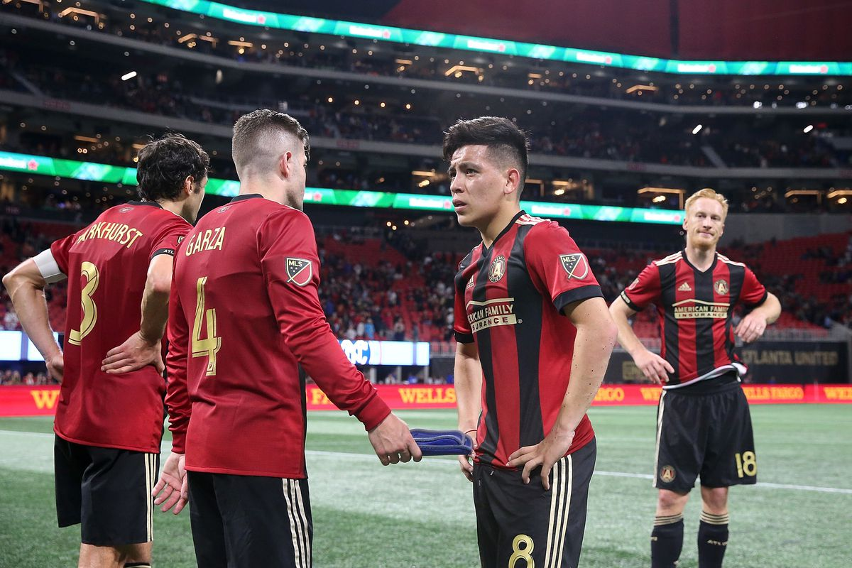 Atlanta Drops Their Second Straight At Home