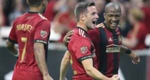 Atlanta United Defeats Chicago Fire 2-1, Extends Unbeaten Streak To Eight