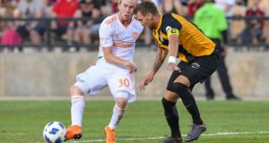 Atlanta United Defeats Charleston Battery 3-0