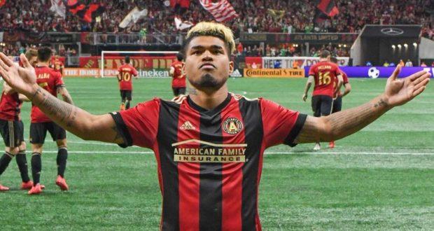 Josef Martínez voted Alcatel MLS Player of the Week