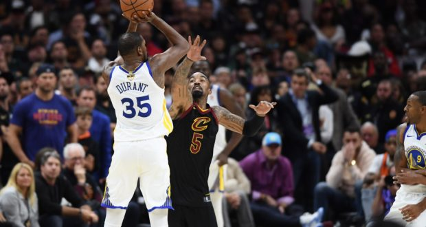 NBA Finals: Nail In The Coffin