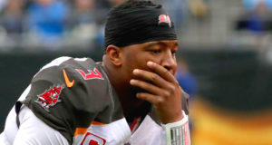 NFL Officially Suspends Bucs QB Jameis Winston