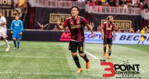Almirón's Brace Leads Atlanta United To 4-0 Win Over Orlando City
