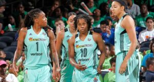Shavonte Zellous And Liberty Stun Sun At The Buzzer, 79-76