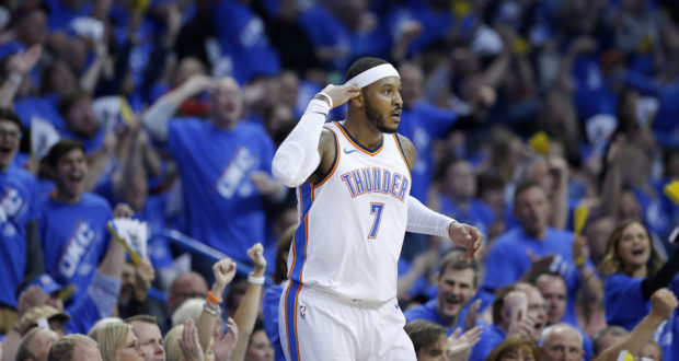 Carmelo Anthony -The Mid-Level Exception