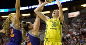 Seattle Storm Dominate Phoenix Mercury, 102-91