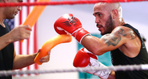 Glendale Media Workout Notes & Quotes: Ray Beltran, Isaac Dogboe Set For Title Defenses