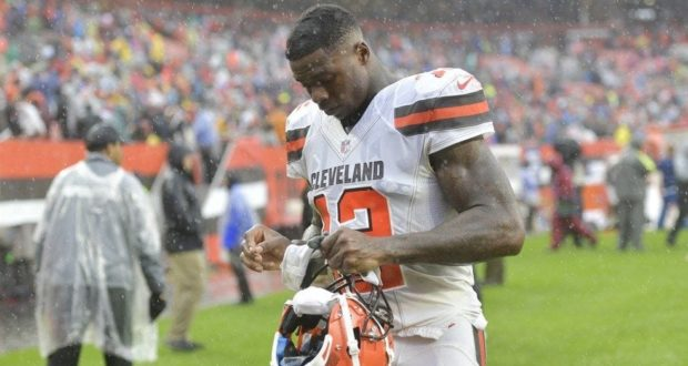 Josh Gordon And Cleveland Browns Parting Ways- Just In Time ?