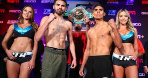 Weigh-In Results: Ramirez vs. Orozco / Herring vs. Moralde