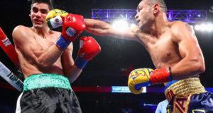 Uzcategui Picks up Win, Ancajas Battles to Draw