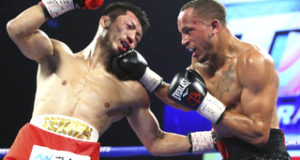 Brant Stuns Murata, Wins WBA Middleweight Title