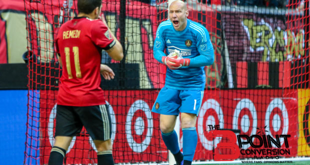 Atlanta United Defeats Chicago Fire, Ties MLS Points Record