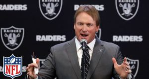 Jon Gruden-Throwing It Back To 98′