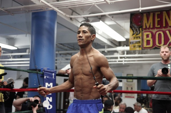 November 3: Marriaga And Conceicao Headline Berchelt-Roman Undercard In El Paso