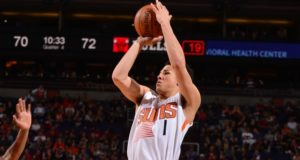 Booker's Big Fourth Quarter Leads Phoenix Past Dallas