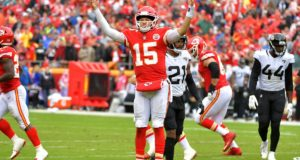 NFL Power Rankings Week Six- Driving Through The Air