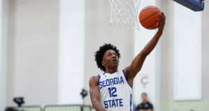 Georgia State's Rim Assault Leads to Win Over Chattanooga