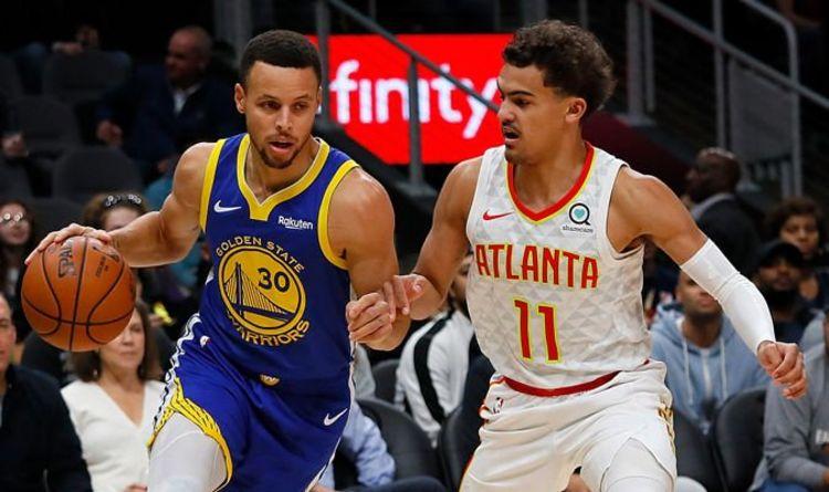 Warriors Revert To Winning Ways Against The Hawks