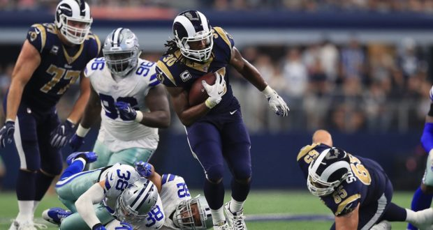 Escape From L.A.-Dallas Cowboys Vs. Los Angeles Rams Divisional Round Preview