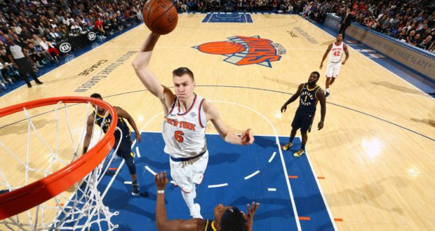 The Kristaps Porzingis Trade: It's Not As Bad As You're Being Told