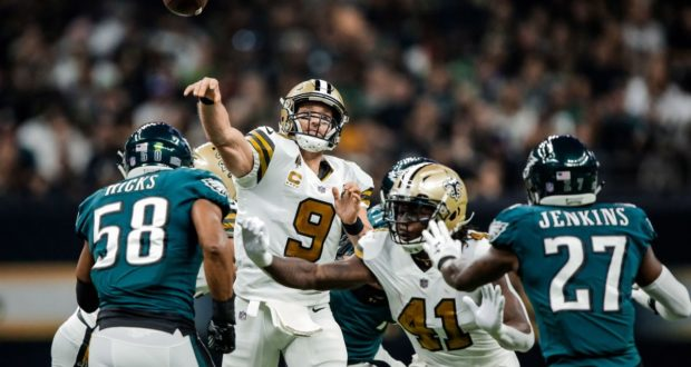 Who Side Is Destiny On? Philadelphia Eagles Vs. New Orleans Saints Divisional Round Preview