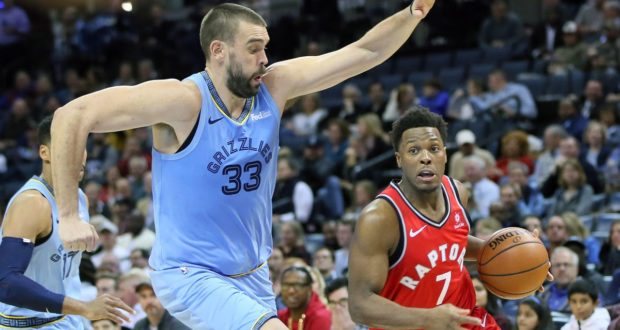 Kyle Lowry Talks About How He Found Out About The Trade And His Thoughts On Marc Gasol