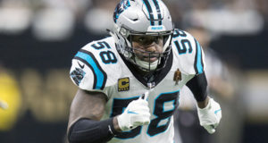 Thomas Davis Talks Bulldogs, Ray Lewis And His Secret For Longevity
