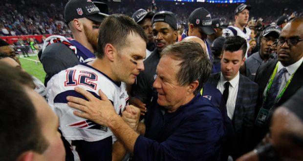 The Mortality Of The Immortals-The New England Patriots Superbowl 53 Preview