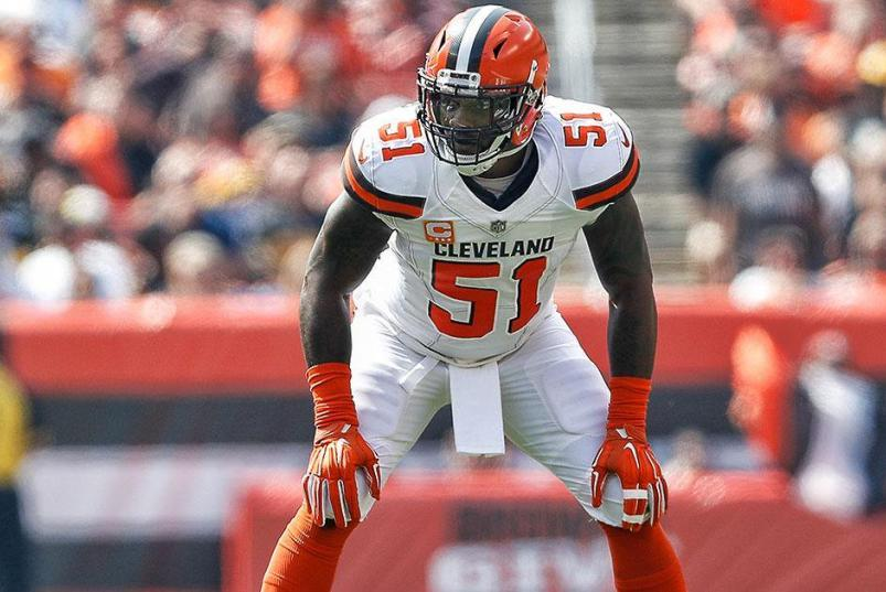Jamie Collins Sr. Released By The Cleveland Browns - The 3 Point ...